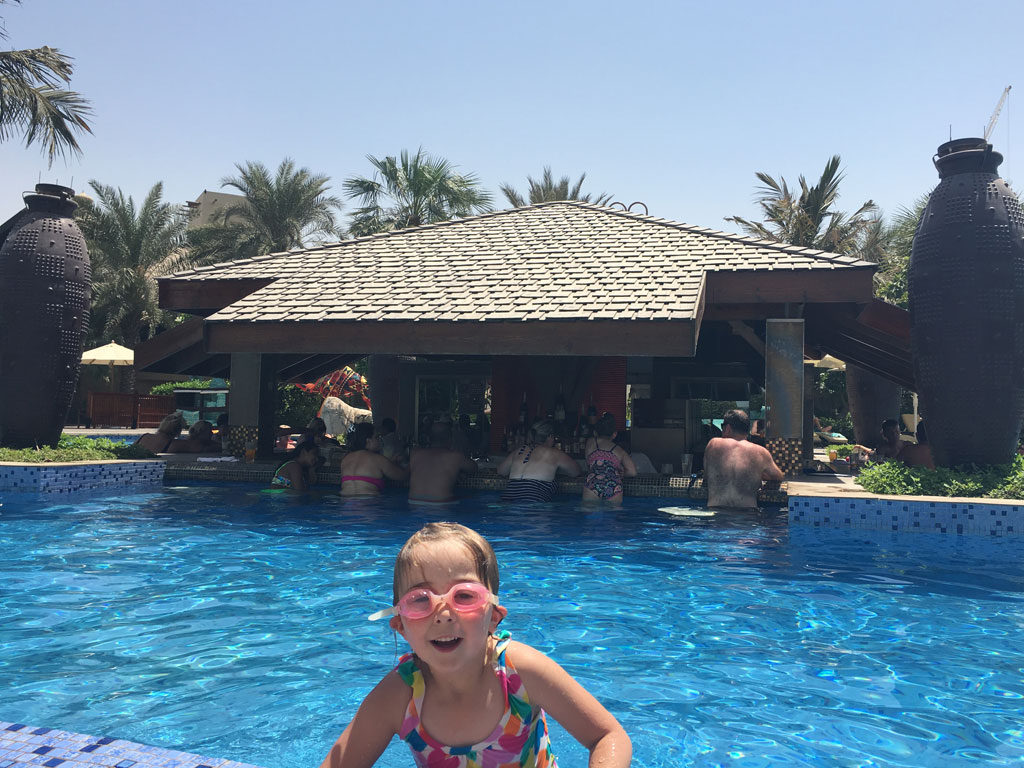 Jumeirah beach hotel review you need to visit family - Jumeirah beach hotel swimming pool ...