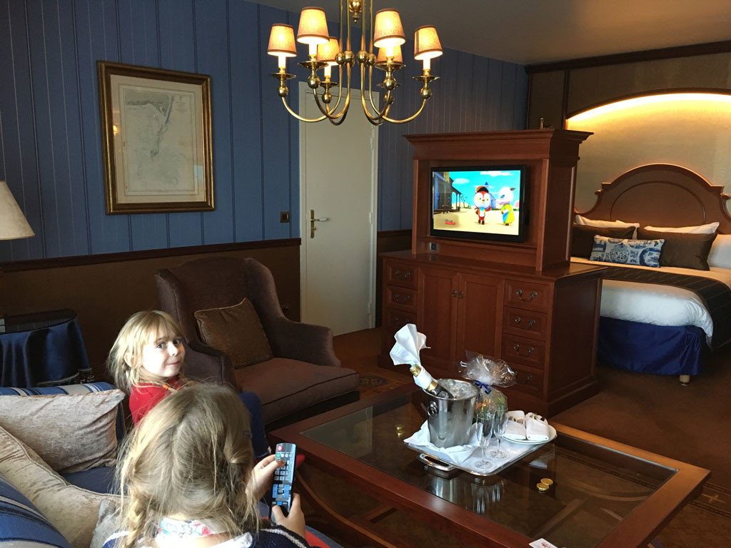 Compass Club Experience At Disney S Newport Bay Club Hotel