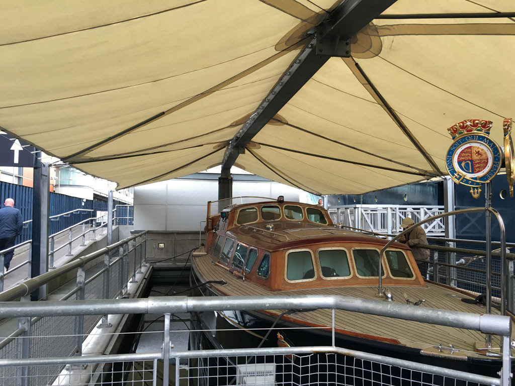cfcba6689f Our visit on The Royal Yacht Britannia Edinburgh - Review – You need ...