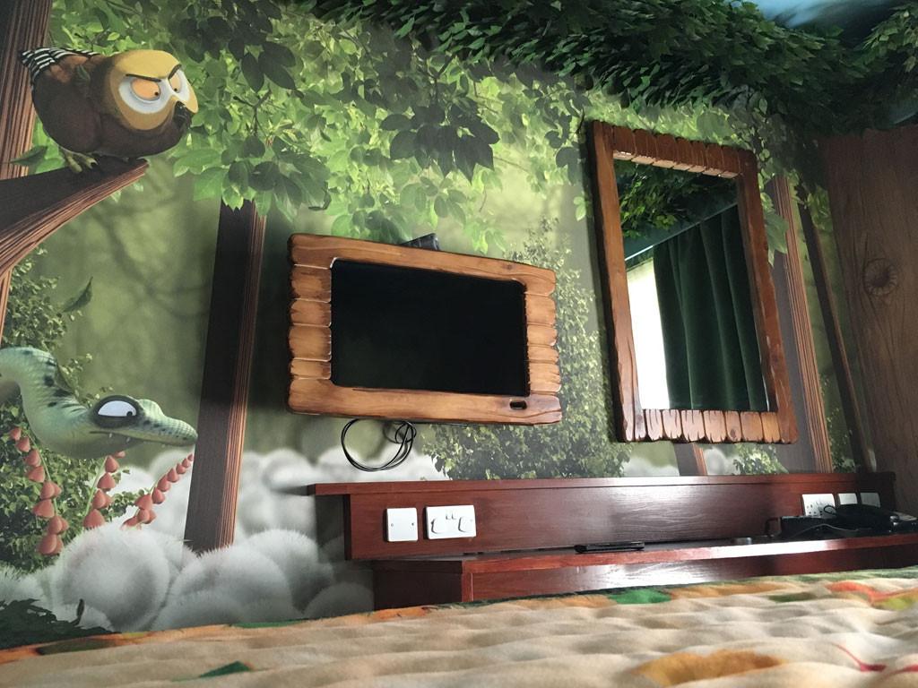 Why Gruffalo Rooms At The Chessington Safari Hotel Are