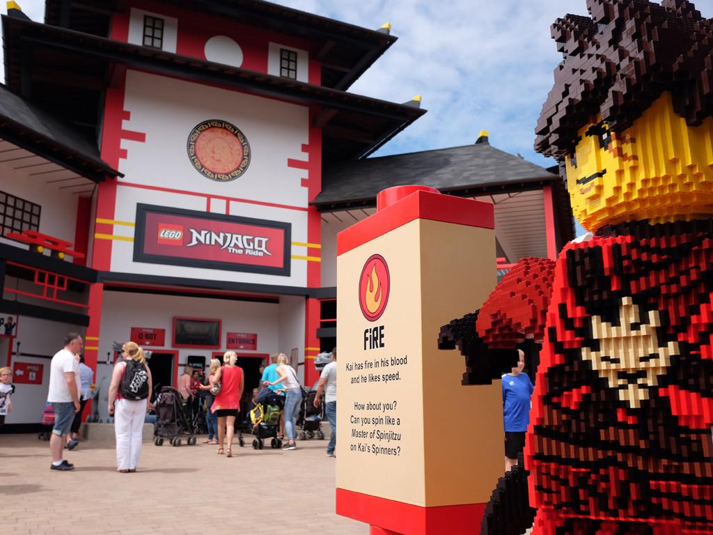 Lego Ninjago World at Legoland Windsor - how to become a ...