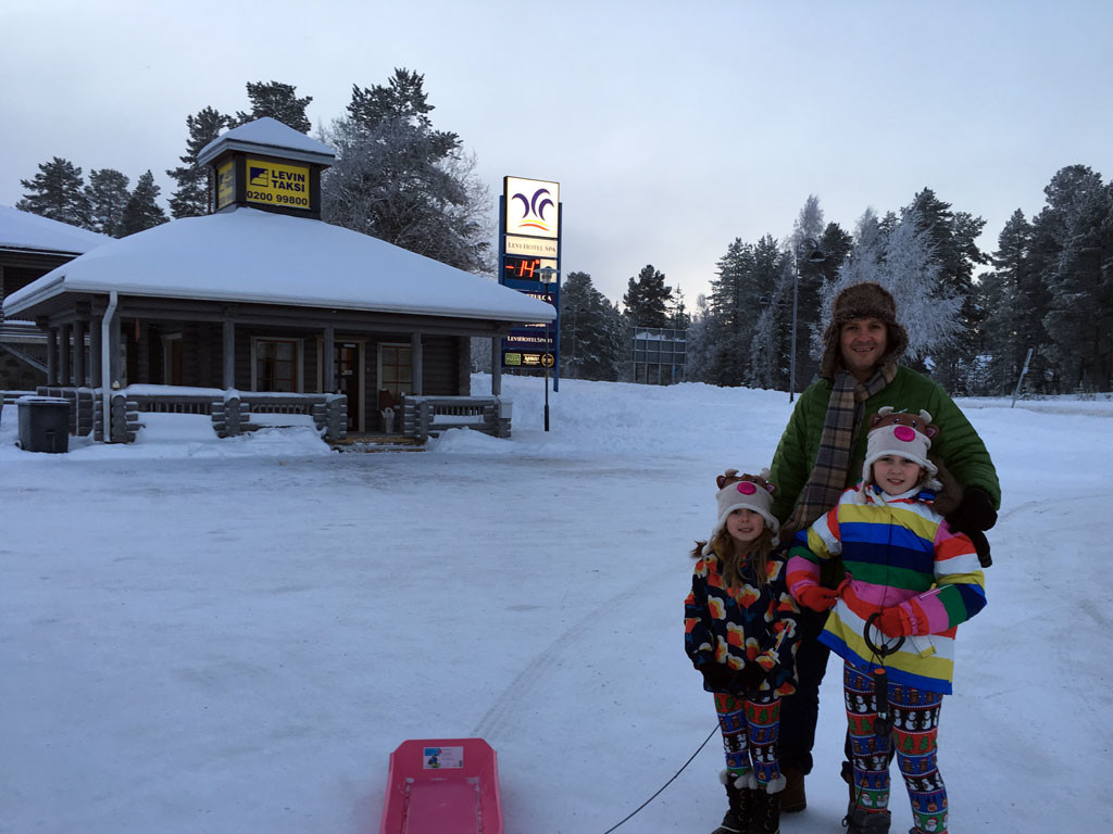 Review: Levi Hotel Spa, Levi Lapland – You need to visit