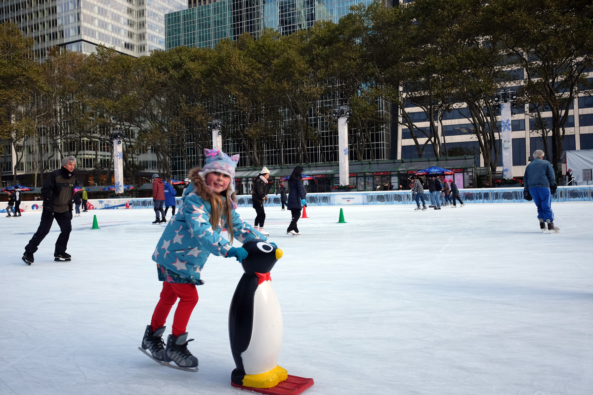 Ice Skating in New York with kids - our recommendations ...